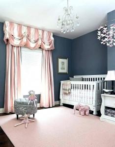 Декорирование детской комнаты для девочки