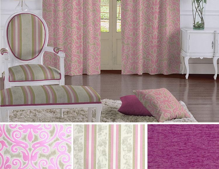 Домашний текстиль в белом интерьере