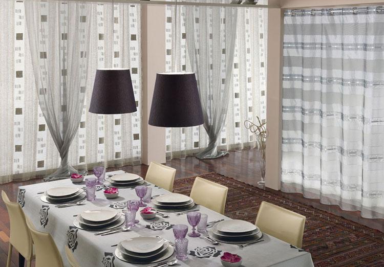 Дизайнерские текстильные изделия для столовой