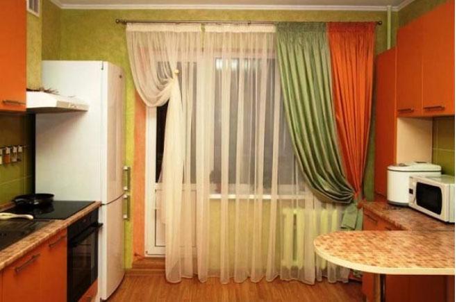 Дизайнерский текстиль на кухне