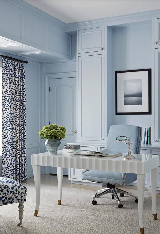 Голубой кабинет