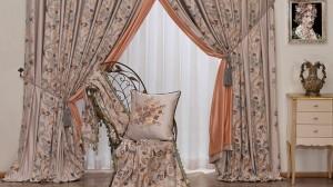 Текстильные изделия в стиле Модерн