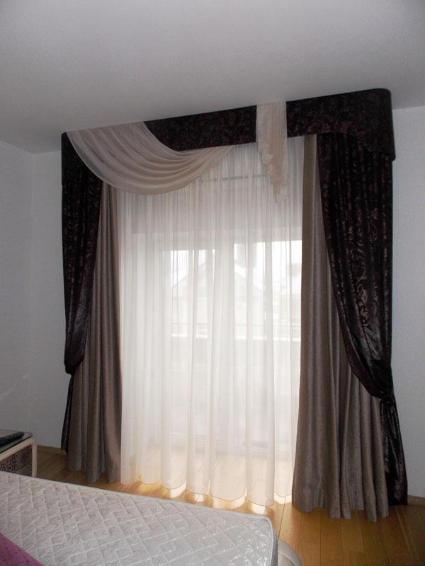 Тройные текстильные изделия для спальни