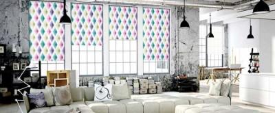 Рулонные шторы — виды и достоинства тканей
