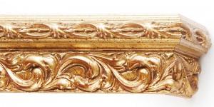 WINDECO карниз Версаль-золото античное