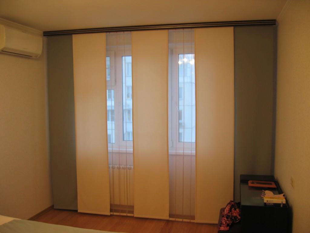 Японские панели в гостиную