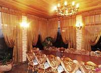 Шторы для зала, столовой