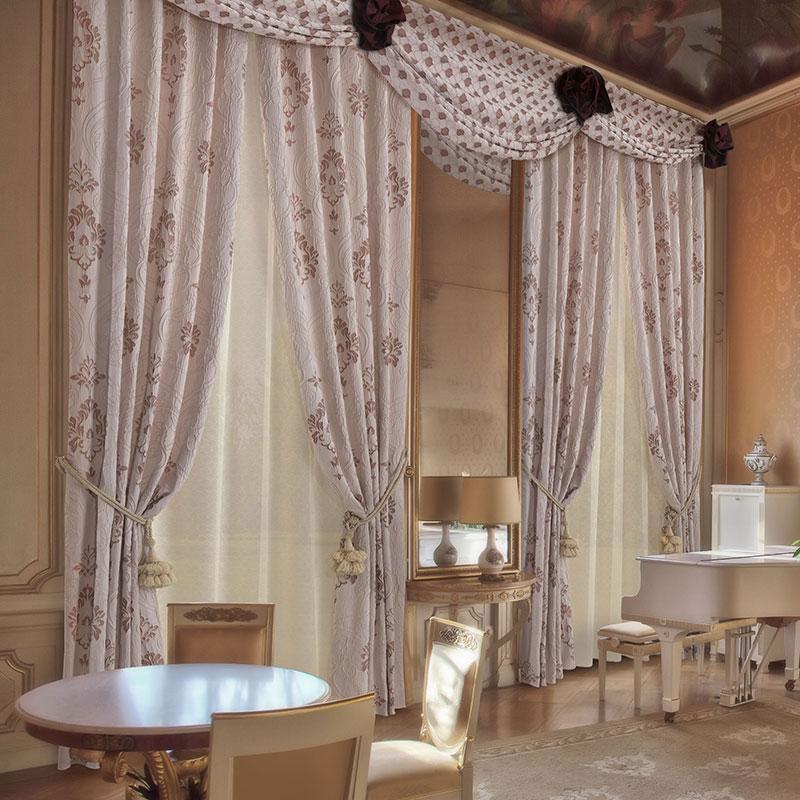 Шторы из ткани Textil Express Villa D'este