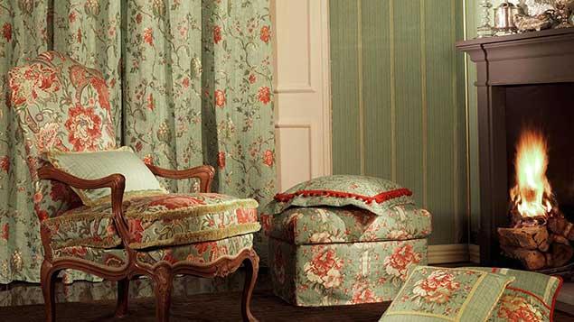 Текстильные изделия в гостиную