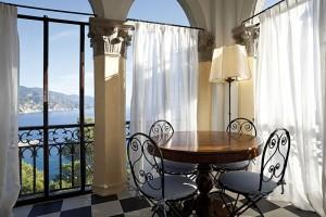 Выделение балконного пространства