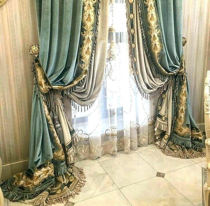 Ткани для пошива элитных штор