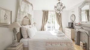 Текстильные изделия в спальню Прованс