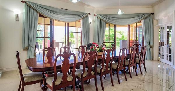 Дизайнерские шторы для зала