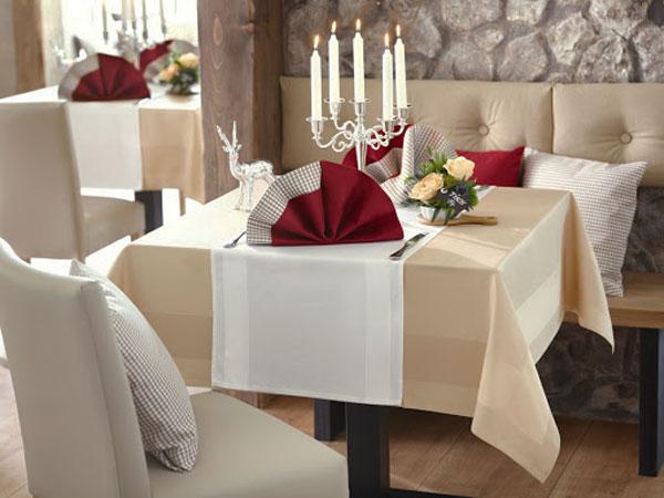 Текстиль для ресторанов, кафе
