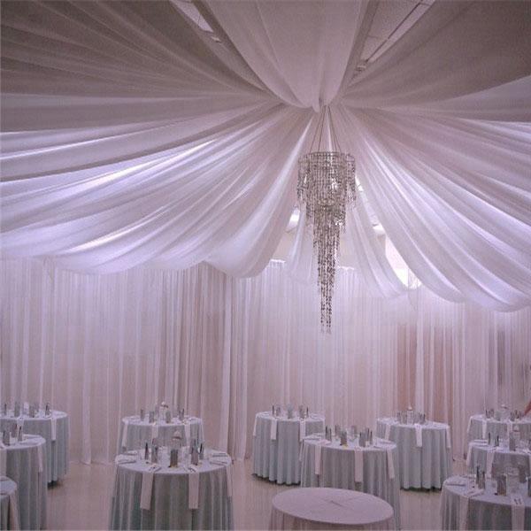 Текстильное оформление зала