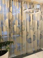 Тюль бежевая в гостиную ШГ064