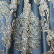 387/14 Ткань Elegancia Mansion Berber Sapphire колл. Делайт